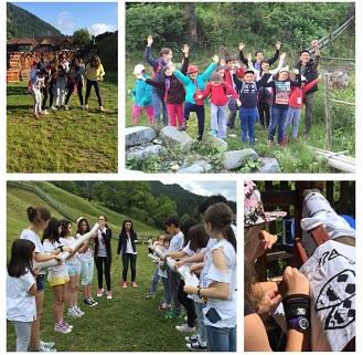 Creative summer camps - iunie, iulie, august 2016, voineasa. Rezerva aici!